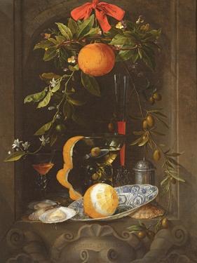 Vivat Oraenge by Jan Davidsz. de Heem