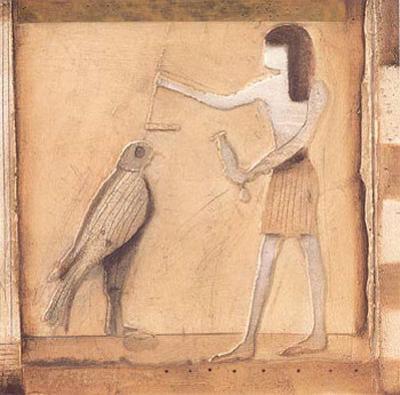 Egypt VI by Jan Eelse Noordhuis
