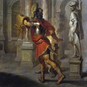 Jason and the Golden Fleece, ca. 1630 by Jan Erasmus Quellinus