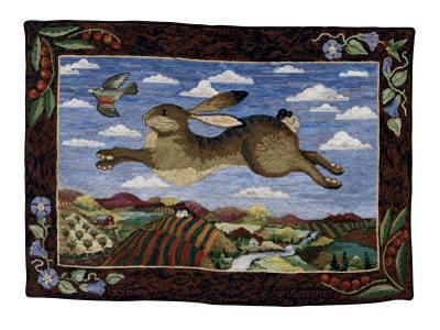 The Flying Hare by Jan Gassner