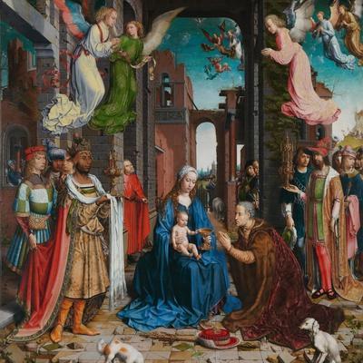 Adoration of the Magi, 1510-15