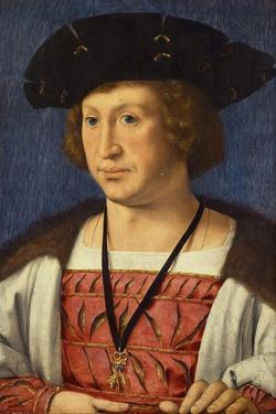 Floris Van Egmond (1469-153), Count of Buren, 1536 by Jan Gossaert