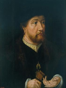 Henry III of Nassau-Breda by Jan Gossaert