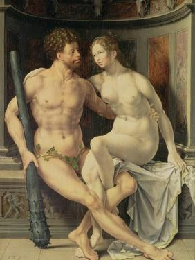 Hercules and Deianeira, 1517 by Jan Gossaert