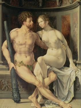 Hercules and Deianeira, 1517 by Jan Gossaert