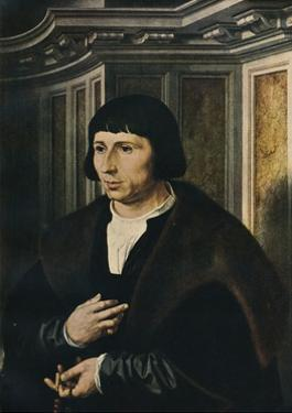 'Man with a Rosary', c1525 by Jan Gossaert