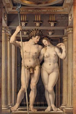 Neptune and Amphitrite, 1516 by Jan Gossaert