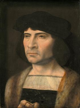Portrait of a Man, 1493-1532 by Jan Gossaert