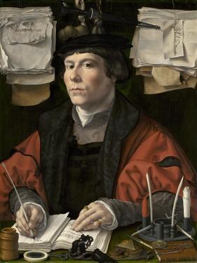 Portrait of a Merchant, C.1530 by Jan Gossaert