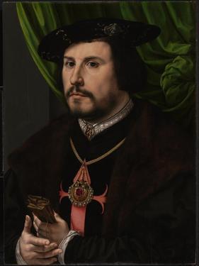 Portrait of Francisco De Los Cobos Y Molina, Ca 1530 by Jan Gossaert