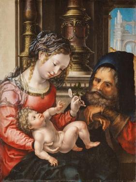 The Holy Family, C. 1527-1530 by Jan Gossaert