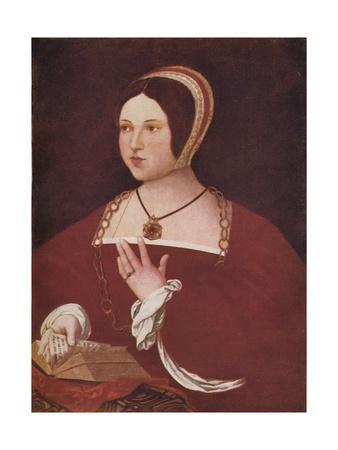 Thought to be 'Margaret Tudor', c1528 (c1924)