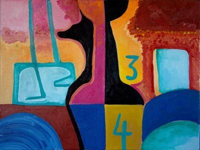 Anubis Brings Forth Basic Numbers, 2010