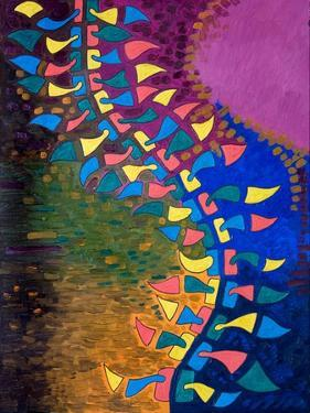 Spine in Ecstasy, 2006 by Jan Groneberg