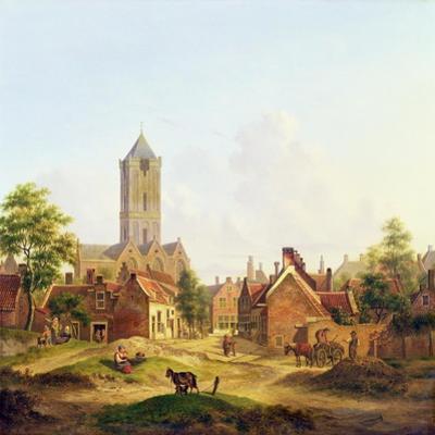 The Church of St. Jacobi, Utrecht