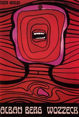 Wozzek, 1964 by Jan Lenica
