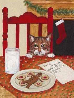 Message to Santa by Jan Panico