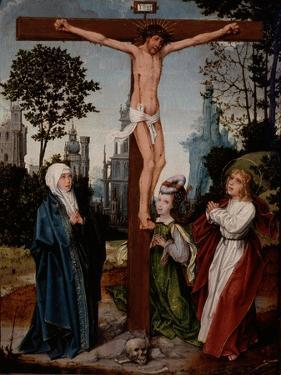 Crucifixion, C.1510-15 by Jan Provoost