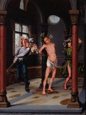 Flagellation, C.1510-15 by Jan Provoost