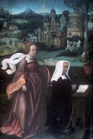 Saint Godelieve, C1485-1529