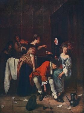 'Bad Company', c1665 by Jan Steen