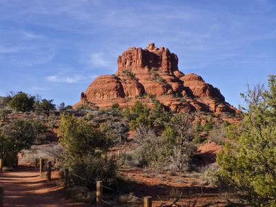 Bell Rock, Arizona, USA