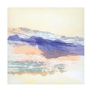 Abstract Mountain by Jan Sullivan Fowler