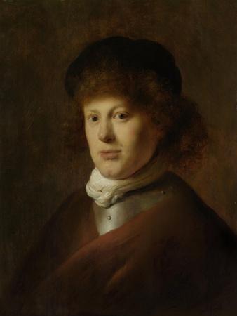 Portrait of Rembrandt Harmensz Van Rijn, 1628