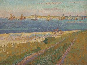 The Schelde Near Veere, 1907 by Jan Toorop