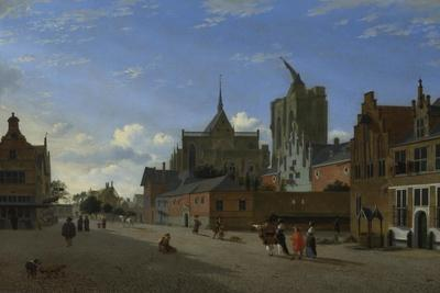 A View in Cologne, C. 1660