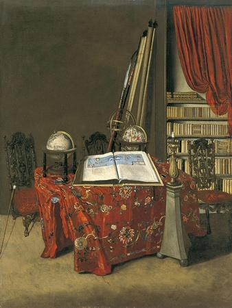 Corner of a Library, 1711