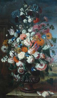 Flowers, 1682 by Jan van Huysum