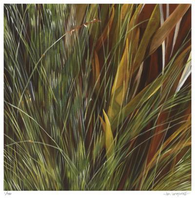 Flax and Fauna by Jan Wagstaff