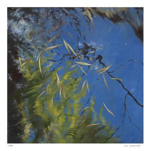 Floating Bamboo by Jan Wagstaff