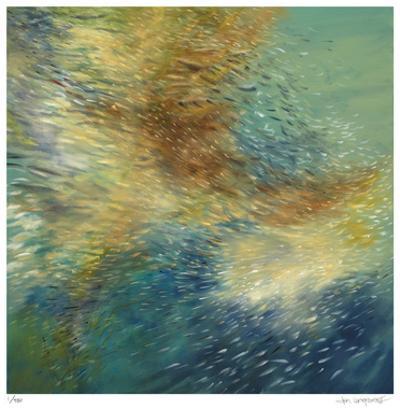 Oceans by Jan Wagstaff