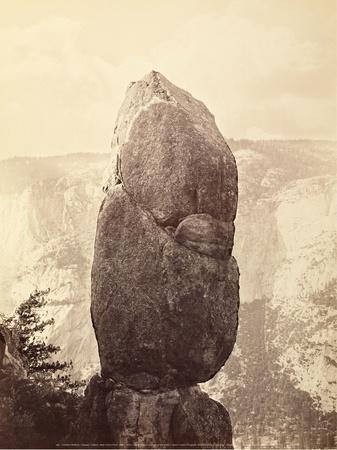 Agassiz Column, Near Union Point, 1866 - 1872.