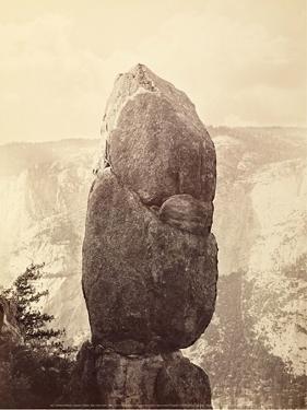 Agassiz Column, Near Union Point, 1866 - 1872. by Jan Watkins
