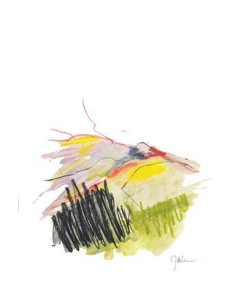 Abstract Landscape No. 12 by Jan Weiss