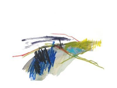 Abstract Landscape No. 8 by Jan Weiss