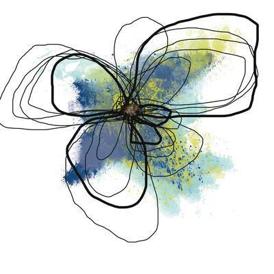 Azure Petals Two