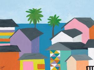 Beachfront Property 2 by Jan Weiss