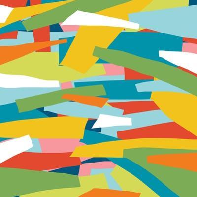 Broken Landscape One by Jan Weiss