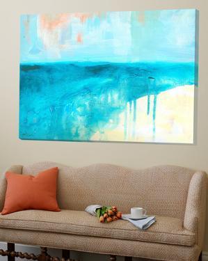 Coastal Blues 2 by Jan Weiss