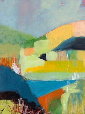 Coastal Hills by Jan Weiss