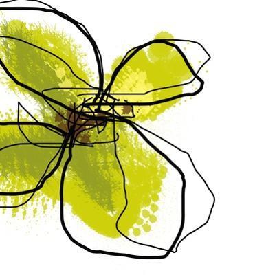 Green Petals by Jan Weiss