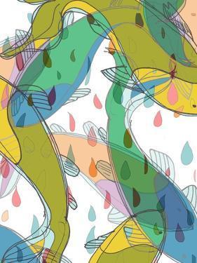Koi Patterns 1 by Jan Weiss