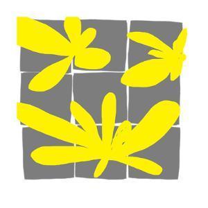 Lemon Pop Four by Jan Weiss