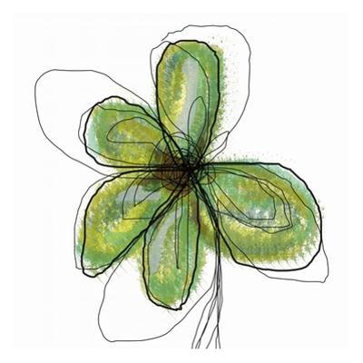 Liquid Flower II by Jan Weiss