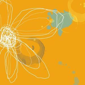 Orange Lite 1 by Jan Weiss
