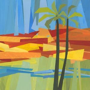 Traveling Tropical 2 by Jan Weiss